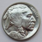 US 1916 Doubled Die Obverse 5C Buffalo Nickel Five Cents Copy Coin  For Collection