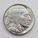 US 1916-D Indian Head 5C Buffalo Nickel Five Cents Copy Coin  For Collection