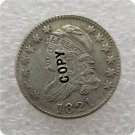 US 1821 Capped Bust Dime 10 Cents Copy Coin  For Collection