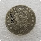 US 1829 Capped Bust Dime 10 Cents Copy Coin  For Collection