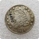 US 1830 Capped Bust Dime 10 Cents Copy Coin  For Collection