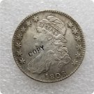 US 1808 Capped Bust Half Dollar 50 Cents 1/2 Dollar Copy Coin  For Collection