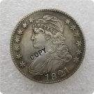 US 1821 Capped Bust Half Dollar 50 Cents 1/2 Dollar Copy Coin  For Collection