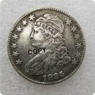 US 1835 Capped Bust Half Dollar 50 Cents 1/2 Dollar Copy Coin  For Collection