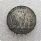 France Notre Dame DE Paris 5 Francs Hobo Nickle Copy Coin For Collection