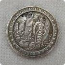 US 1902-P Morgan Dollar Snake Girl Hobo Nickle Copy Coin For Collection