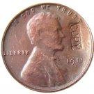 US 1911 Lincoln Head One Cent 100% Copper Copy Coin
