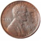 US 1915-S Lincoln Head One Cent 100% Copper Copy Coin