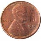 US 1919-S Lincoln Head One Cent 100% Copper Copy Coin