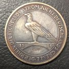 1930 Germany 5 Reichsmark Liberation of Rhineland Copy Coin