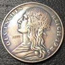 1925 German 5 REICHS MARK Copy Coin