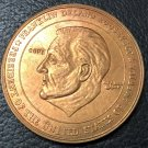 1941 Franklin Roosevelt inaugural medal .Type 2 SCARCE Copy Coin
