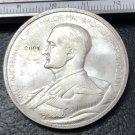 1938 Hungary 5 Pengo - Miklos Horthy Birthday Copy Coin