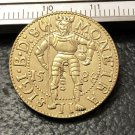 1588 Hungary Gold Copy Coin