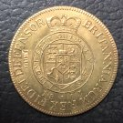 1813 United Kingdom 1 Guinea Copy Gold Coin