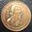 United Kingdom Token Copper Coin