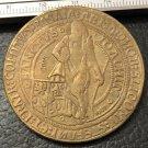 1967 Czechoslovakia Replica-Token Sanctus JOACHIM Brass Copy Coin