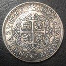 1706 Mexico 8 Reales - Felipe V Copy Coin