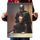 Classic Movie Dark Dawn Knight Vintage Poster Kraft Paper Wall Sticker Poster 51x36cm