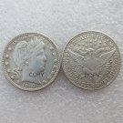 USA 1916 Barber Quarter Dollars Copy Coin