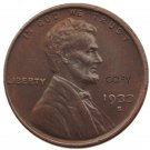 US 1933-S Lincoln Head One Cent Penny Copy Coin