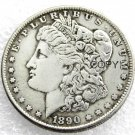 US 1890-S Morgan Dollar Copy Coin