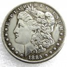 US 1885-S Morgan Dollar Copy Coin