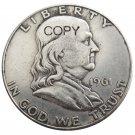 US 1961 Franklin Half Dollar Copy Coin
