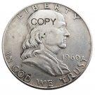 US 1960 Franklin Half Dollar Copy Coin