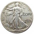 US 1918-S Walking Liberty Half Dollar Copy Coin