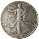 US 1920-S Walking Liberty Half Dollar Copy Coin