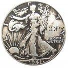 US 1941-D Walking Liberty Half Dollar Copy Coin