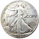 US 1944 Walking Liberty Half Dollar Copy Coin