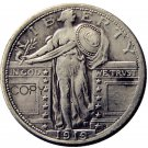 USA 1919 Standing Liberty Quarter Copy Coin
