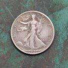 US 1921-D Walking Liberty Half Dollar Copy Coin