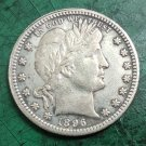 US 1896-S Barber Quarter Dollars Copy Coin