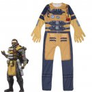 Apex Legends Kids Boy Halloween Costume Jumpsuit Outfits Fancy Party Dress Gift