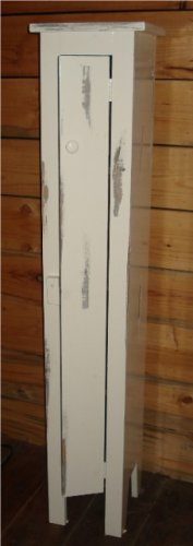 Narrow Chimney Cabinet
