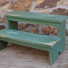 Handmade Step Stool