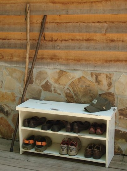 Shoe Bench / Storage Bench
