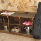 Bella Entryway Storage Bench