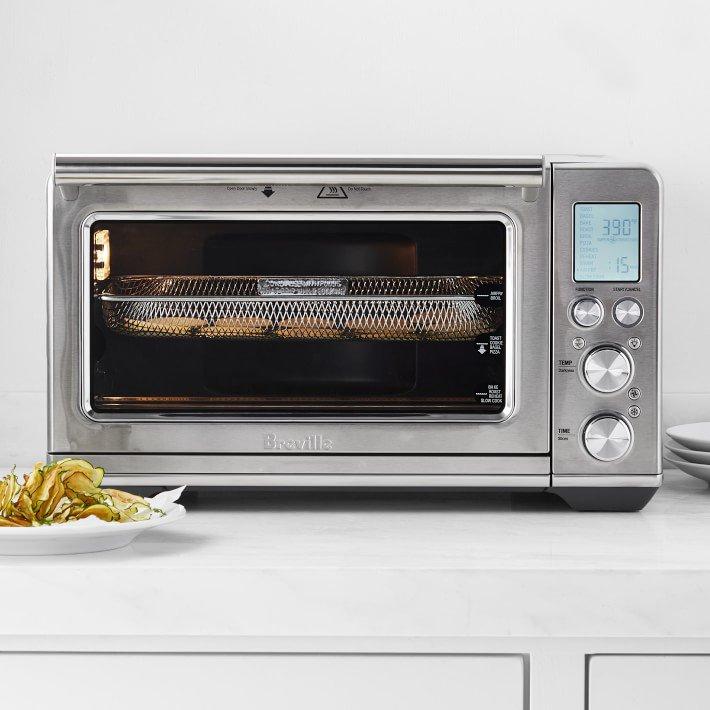 Breville Smart Oven Air Fryer Bov860bss