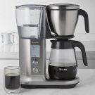 Breville Precision Brewer Drip Coffee Maker with Glass Carafe BDC400BSS