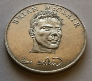 Brian McClair - 1990 Esso World Cup Collection