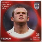 Wayne Rooney - Official England Squad 2006 Collection