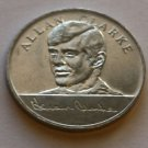 Allan Clarke - 1970 England World Cup Squad Medal