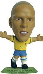 MC525 Ronaldo Brazil Home - BLUE BASE