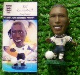 PRO191 Sol Campbell - England Home - Grubby