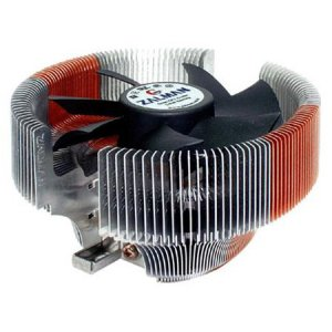 Zalman Blue LED Ultra-Quiet CPU Cooler (CNPS7000B-AlCu)