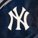 Licensed MLB Baseball New York Yankees Royal Plush Queen Size Throw Blanket